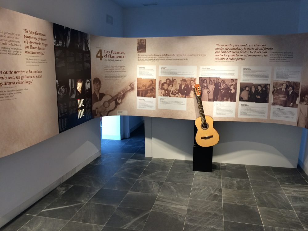 museo claves camaron impresiones y decoración interior