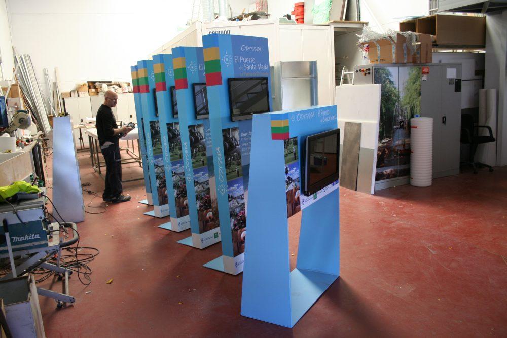 Itos impresion interactivos proyecto odyssea