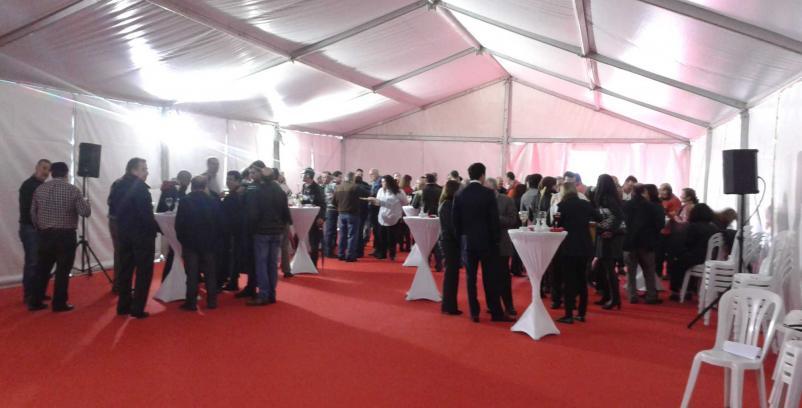 Organizacion evento treinta aniversario central termica los barrios algeciras