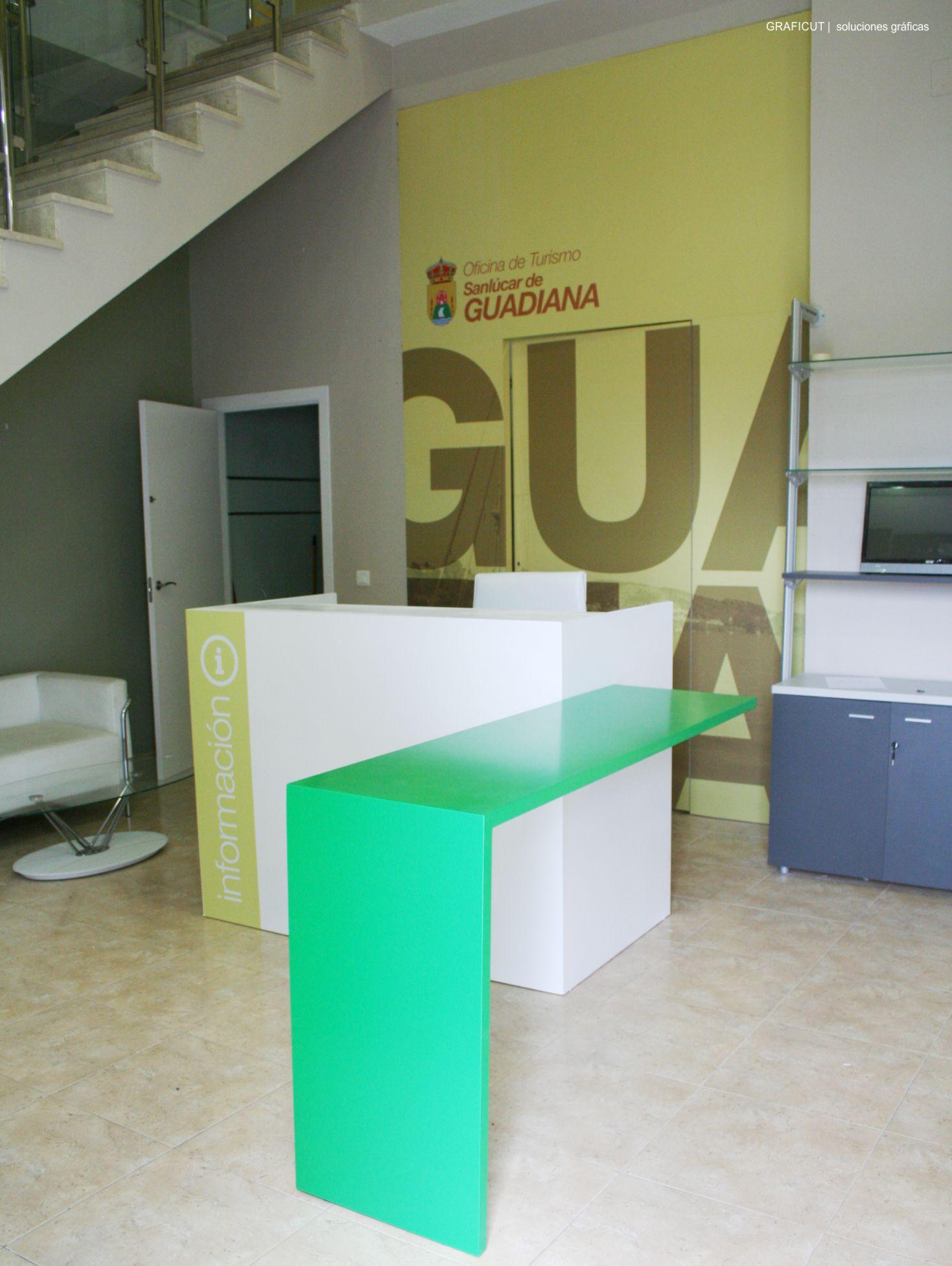 Centro de visitantes sanlucar de guadiana produccion instalacion museo recepcion planta primera